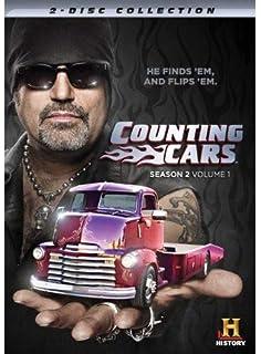Amazon Com Counting Cars Season 1 Dvd Danny Koker Horny Mike Scott Smith Jonathan Wyche Movies Tv