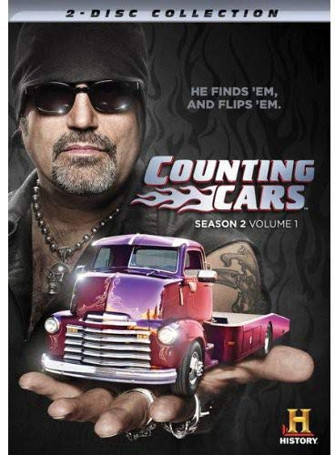 Counting Cars: Season 2, Volume 1 [DVD]