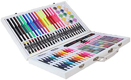 水彩毛筆 カラー筆ペン 学校は生徒がクレヨンカラーアートドローイングペン絵画セット幼稚園ブラシ絵画用品 画材 スケッチブックイラスト