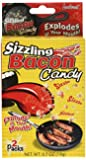 Sizzling Bacon Novelty Exploding Candy-2 Packs
