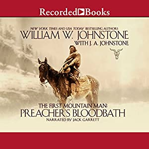 Preacher's Bloodbath Audiobook
