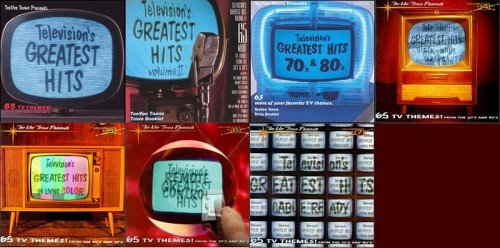 (Television's Greatest Hits, Vol. 1-7 [COMPLETE SET])