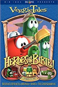 VeggieTales - Heroes of the Bible - Stand Up, Stand Tall, Stand Strong!