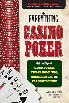 texas holdem casino edge