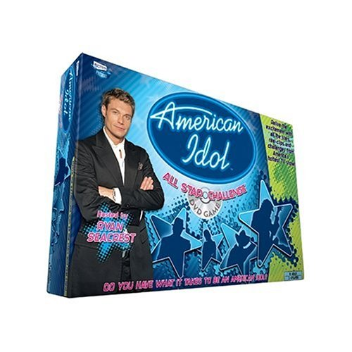 American Idol - All Star Challenge DVD Game (Toy American Idol)