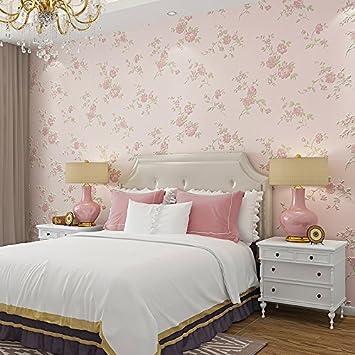 Chambre à coucher papier peint idyllique papier peint salon ...