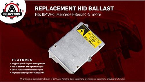Hid Xenon Headlight Ballast Control Unit Module