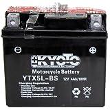 BATTERIE SCOOTER MOTO YTX5L-BS ou GTX5L-BS KYOTO
