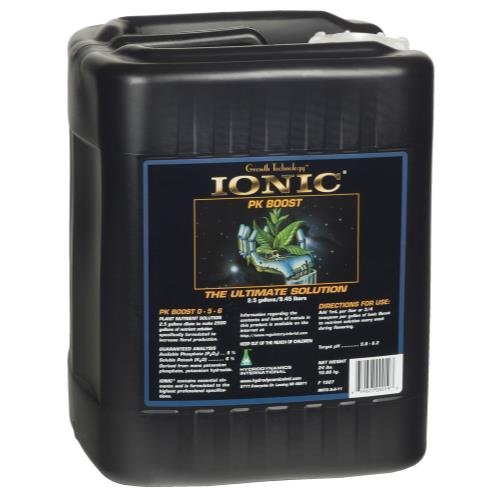 Boost Ionic - HydroDynamics Ionic PK Boost 2.5 Gallon (2/Cs)