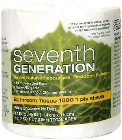 Toilet Paper: Seventh Generation
