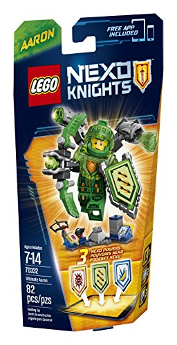 LEGO NexoKnights ULTIMATE Aaron