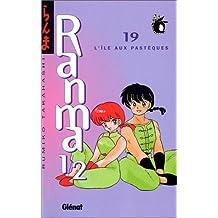 RANMA 1/2 T.19 : L'ÎLE AUX PASTÈQUES