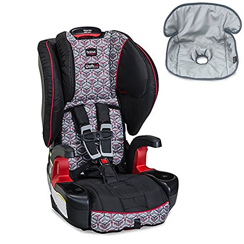Britax Frontier G1.1 ClickTight Harness-2-Booster Car Seat With Seat Saver Waterproof Liner, Baxter