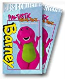 Barney Classic Collection 4-Pack [VHS]