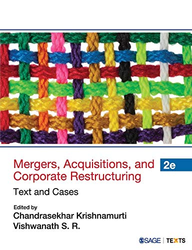 Mergers, Acquisitions and Corporate Restructuring: Text and Cases (Cross Border Mergers And Acquisitions In India)