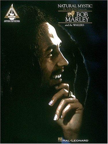 Bob Marley, Natural Mystic (Songbook, Recorded Version, Guitar)