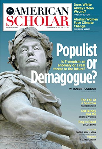 Best Price for The American Scholar Magazine Subscription