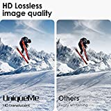 [3 Pack] UniqueMe Screen Protector Compatible with
