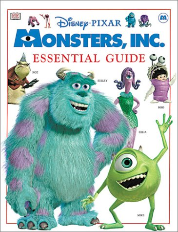 Monsters Inc The Essential Guide Dk Essential Guides Amazon Com Books