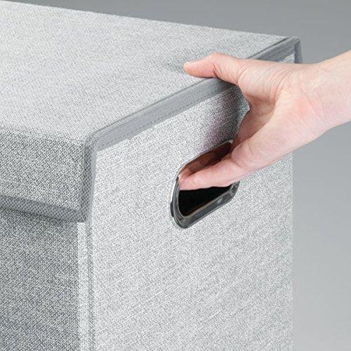 Amazon.com: mDesign lavandería Organizador: Home & Kitchen