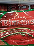 Bende Hungarian Smoked Sausage 12 Oz (4 Pack)