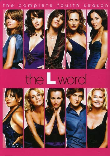 The L Word: The Complete Fourth Season Paul Anthony Cybill Shepherd Rosanna Arquette Laurel Holloman