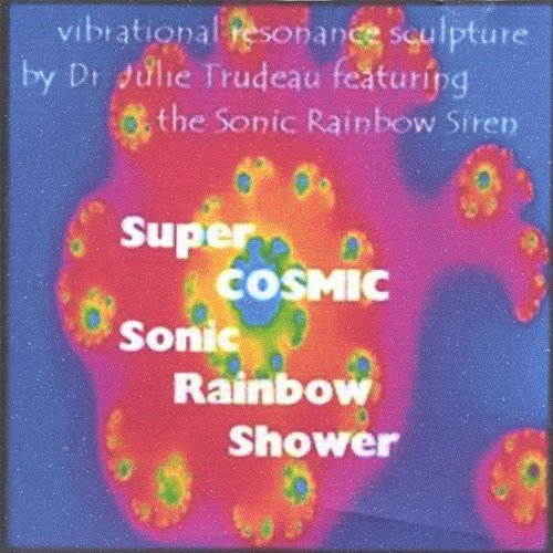 Cosmic Percussion - Super Cosmic Sonic Rainbow Shower - the Sonic Rainbow Siren Solo Instrumental With Percussion / Easy Listening Relaxation Music
