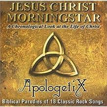Jesus Christ Morningstar