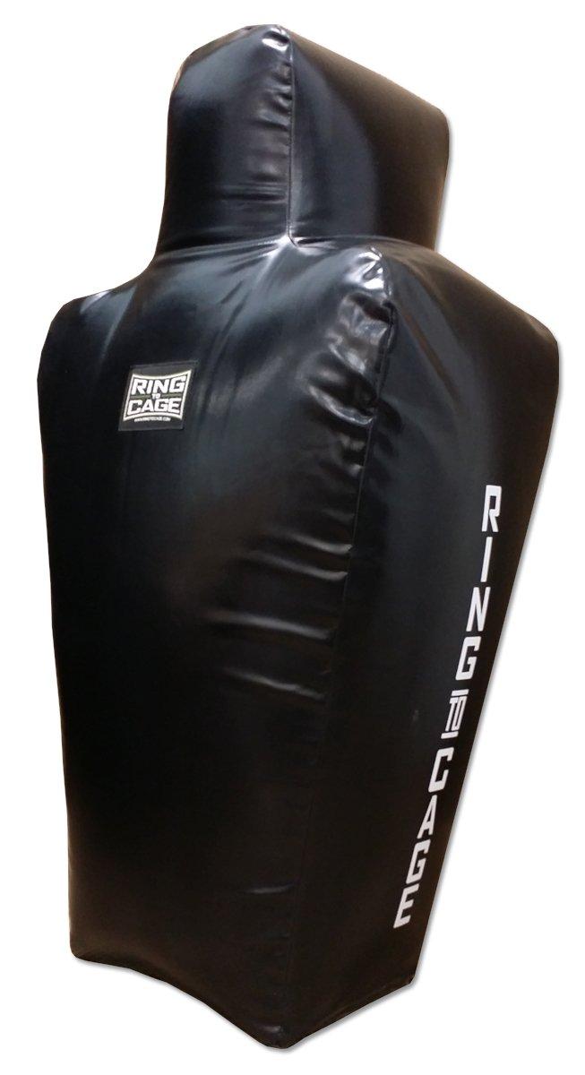 デラックスMMA Ground & Poundトレーニング/床Striking Bag – Unfilled B00U4OFKD4