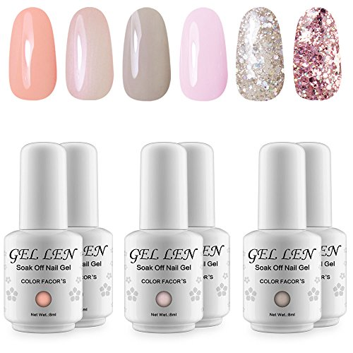 gel colors for nails - 8