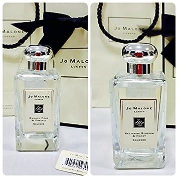 Amazon.com: Jo Malone Inglés Pera y freesia + Nectarine ...