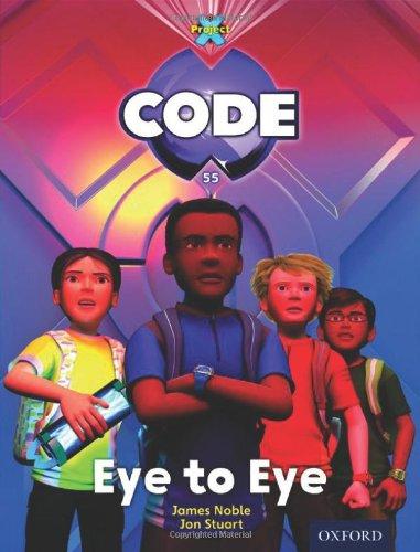 Project X Code: Control Eye to Eye