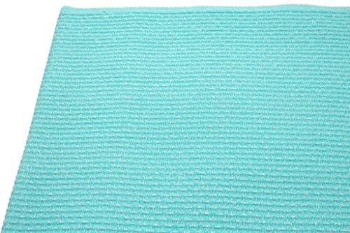 帯揚げ 水色 スカイブルー ラメ糸 正絹 丹後ちりめん ふくれ織