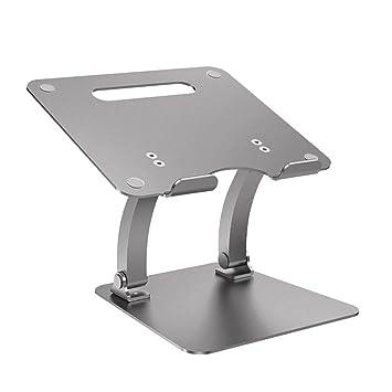 LDFN Computadora Portátil De Apple Aleación De Aluminio Universal Soporte Elevación Base De Enfriamiento del Cuaderno Tabla del Ordenador Portátil Estante ...