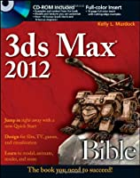 3ds Max 2012 Bible Front Cover