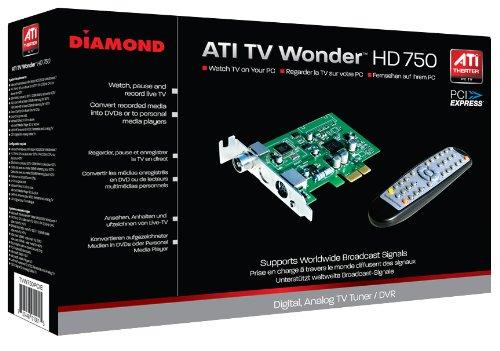ATI TV WONDER HD 750 WINDOWS 7 DRIVERS DOWNLOAD