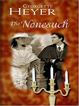 book cover of The Nonesuch
