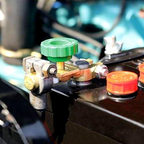Autoscheich Auto Batterie Trenner Unterbrecher Haupt Trenn Schalter Pol Klemme Poltrenner Polklemme Batterie Stop Batterieklemmen 6v 12v 24v Auto