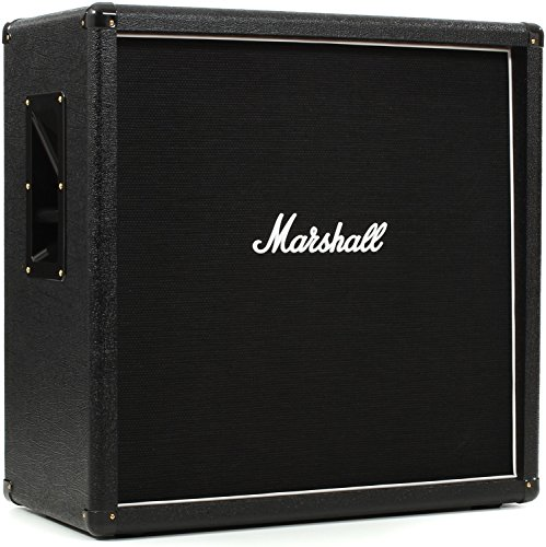 Marshall MX Series MX412B 4 x 12 Inches 240 Watt Guitar Amplifier Speaker Cabinet by Marshall Amps