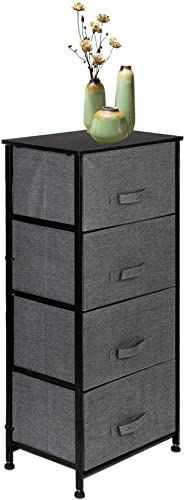 Azadx Vertical Dresser Storage Tower