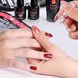 Makartt 10Pcs Nail Glues for Acrylic