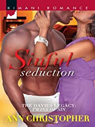 Sinful Seduction (The Davies Legacy Book 1)
