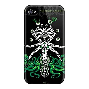 JohnPrimeauMaurice Iphone 4/4s Best Hard Phone Covers Provide Private Custom Stylish Eternal Oath Band Pattern [baD10000YySo]