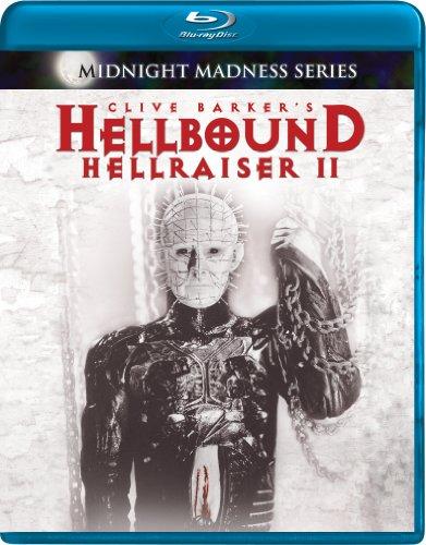 Hellbound: Hellraiser II (Midnight Madness Series) [Blu-ray]