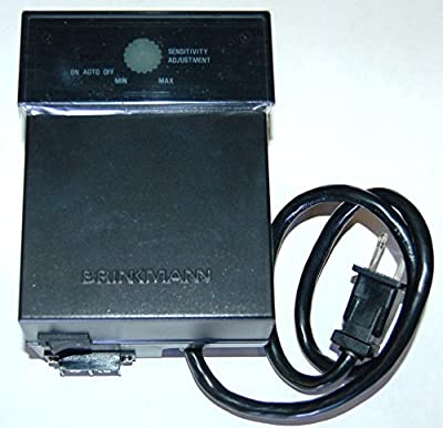 Brinkmann 38 Watt Outdoor Low Voltage Lighting Transformer with Photocell