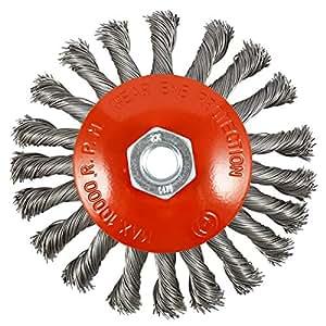 Hawk 642151-3008 125 mm-M14 Wire wheel brush