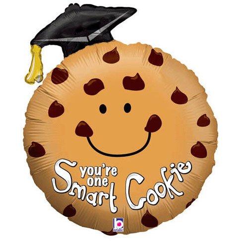 youre-one-smart-cookie-graduation-29-balloon-mylar