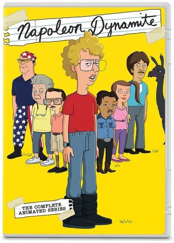 Napoleon Dynamite: The Complete Animated Series from OLIVE FILMS