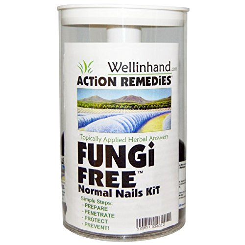 Well In Hand Fungifree Kit Steps 1-4 Other Samples Etc -- 1 Kit by Well In Hand