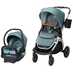 Families love the Adore Travel System featuring the Micro Max 30 infant car seat. It has the supreme comfort you want to provide your child and all the features you've come to expect from a premium Maxi-Cosi product. The included Micro Max 30...